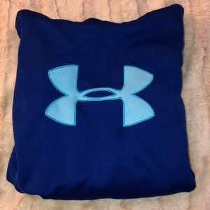 Women's Under Armour semi-fitted pullover hoodie